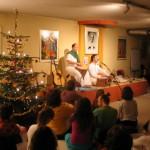 Weihnachten und Jahresende im Westerwald